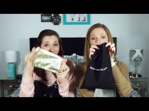 Ipsy Glam Bag Blush Mystery Box Review November 2013