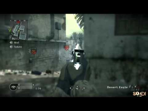 CoD4 (PS3) -- APEX