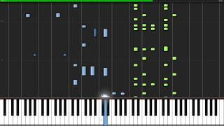 Download Lagu Lose Yourself - Eminem [Piano Tutorial] (Synthesia) // Nicholas Frega Gratis STAFABAND
