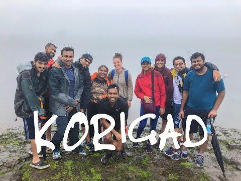 Korigad Fort, 2018