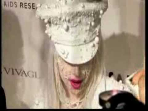 Lady Gaga wears Terence Koe 8 outfit to Amfar gala