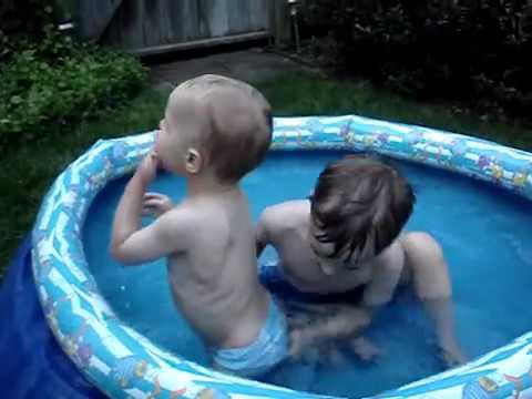 Pooping In The Pool? video