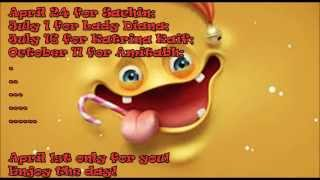 Happy April Fool's Day Funny Pranks, Sms, Jokes,Funny Whatsapp Messages