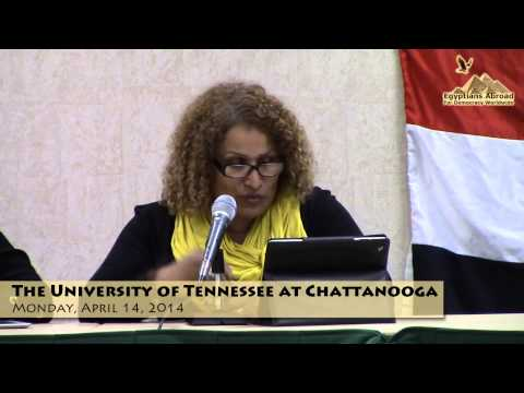 Democracy and Human Rights in Egypt - Dr. Sarah Otefi