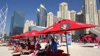Dubai - Jumeirah Beach - March 2018 - 4K UHD 2160p