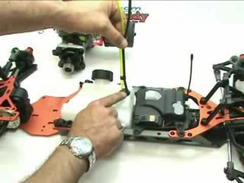 Building the HPI Baja SS Tutorial Video #70