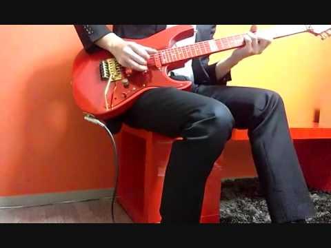 【L'Arc〜en〜Ciel】Sell my Soul  (guitar cover)