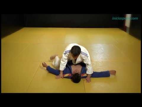 Judo 7. Técnicas de suelo III. Luxaciones (kansetsu-waza)