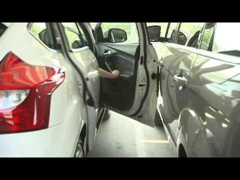 Ford Focus Door Edge Protector YouTube