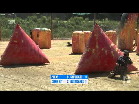 DPL 1.BL 2012 Tag2 - Syndicate vs Cologne Predators