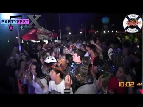 Partyfest X  @Jolly D(J-Bay) - 15 Dec 2012 (Official Video)
