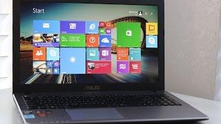 "ASUS X550ZA / X555LA 15.6"" Gaming Laptop Review"