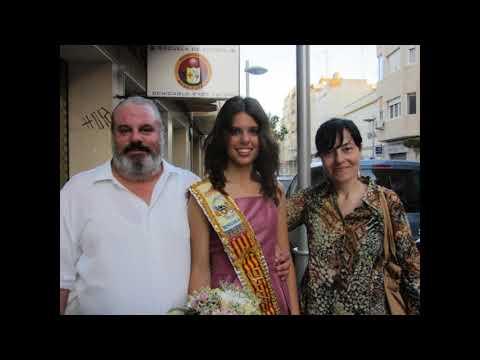 CATRINA GARZA CARCAS DAMA DE HONOR BENICARLO 2014