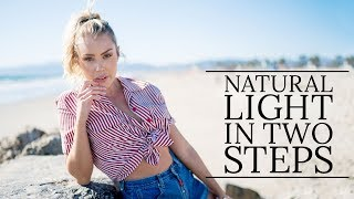 Improve Your NATURAL LIGHTING in TWO STEPS