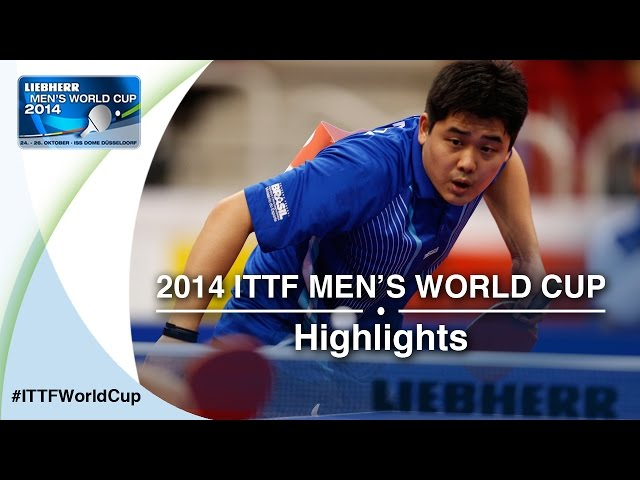 2014 Men's World Cup Highlights: KAMAL ASHANTA (IND) vs MATSUMOTO (BRA) - (Qual Groups)