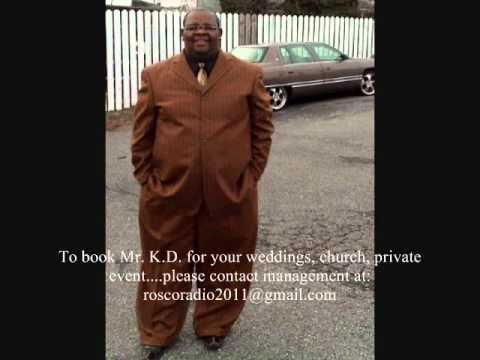 """Unsigned VIRGINIA GOSPEL SENSATION Mr. K.D. """"What Shall I Do Lord"""" AMERICAN IDOL  CANDIDATE???"""