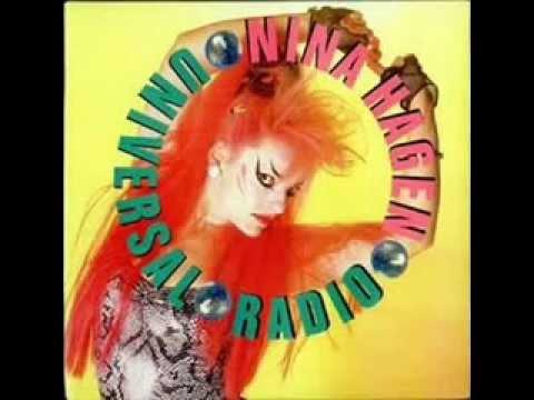 NINA HAGEN - Universal Radio (1985)