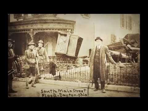 Greatest Natural Disaster in Ohio History, Dayton Flood of 1913