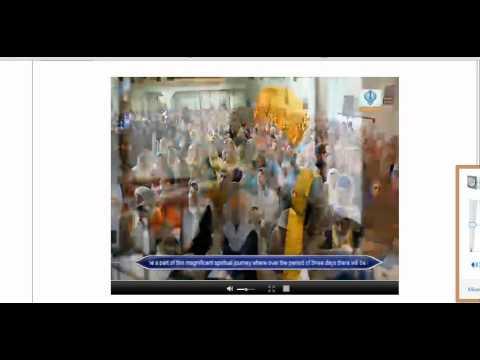Bhai Ajit Singh Ji PMKC 07 07 2013 Birmingham Gurdwara. Prabh...