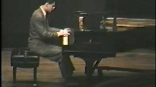 Neal Pullins Playing Chopin Polonaise In A Flat Op 53