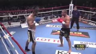 Daniel Ghita vs Gokhan Saki (K-1 World GP 2010)
