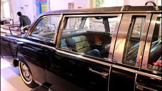 #802 JFK's Assassination Limo & Thomas Edison's LAST BREATH - Daily Travel Vlog (10/17/18)