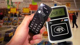Телефон с Apple Pay за 600 рублей – DIY лайфхак