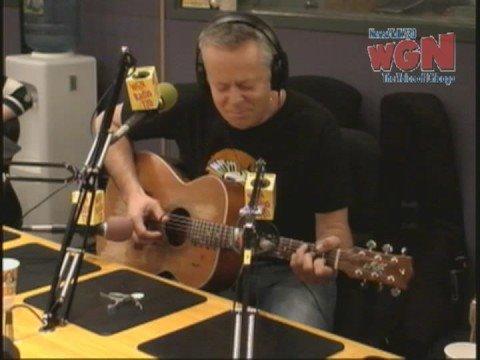 WGN Radio - Tommy Emmanuel World Premiere