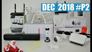 Coolest Tech of the Month December 2018 PART II - EP#22 - Latest Gadgets You Must See