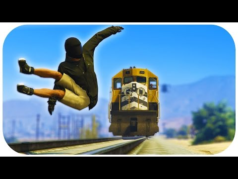 GTA 5 FAILS & RANDOM MOMENTS: #27 (GTA 5 Funny Moments Compilation)