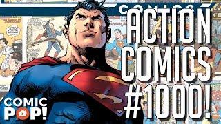 Action Comics #1000 Review #Superman