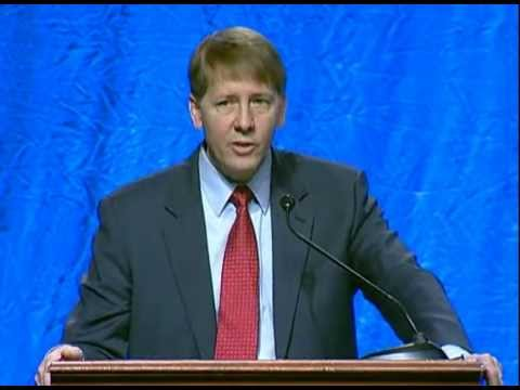 CFPB Director Richard Cordray speaks at the 2012 Assets Learning Conference