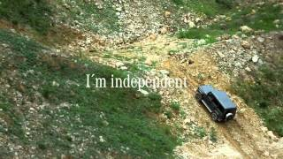 "Mercedes-Benz G-Class commercial - sandbox - ""I"