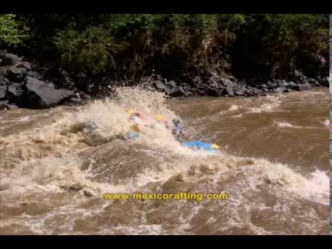 Rafting en Morelos Rio Amacuzac Mexico Xstream Rafting Cuernavaca