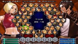 KOF 2002 UM - 水友 (Shuiyou) VS Nikolai-保力達