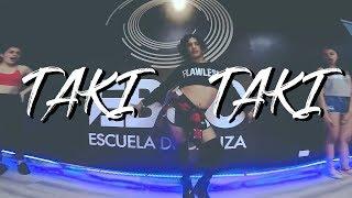 Dj Snake Taki Taki Ft Selena Gomez Ozuna Cardi B Choreography By Marco Tejada