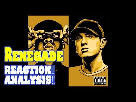 Eminem Renegade Verse REACTION!! ANALYSIS