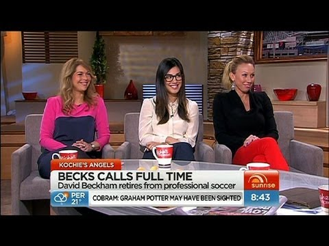Kochie's Angels - May 17