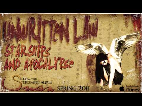 Unwritten Law Starships and Apocalypse from the New Album Swan