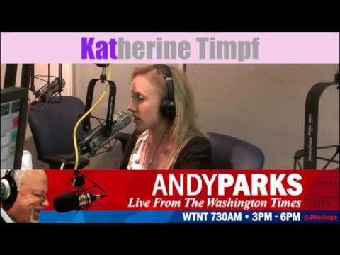 06-14-12 Katherine Timpf on Washington Times Radio
