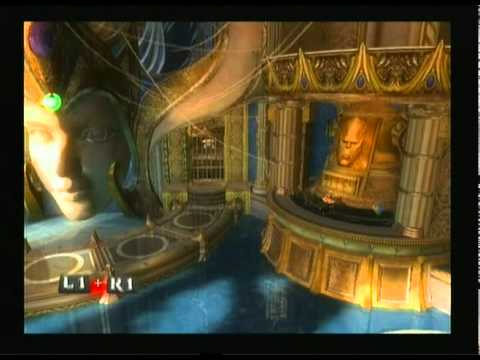 God of War 2 - Templo de los Hados