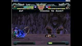 Naruto Shippuden MUGEN 2012 Preview HD (Hi-Res) - Mugen Review