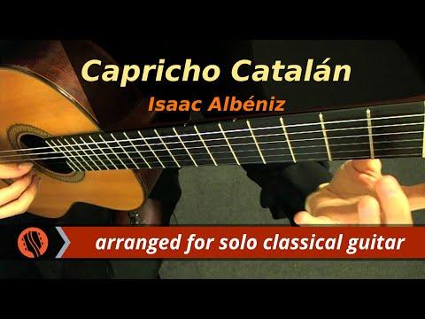 Исаак Альбенис - Suite Espana Op 165 Iv Capricho Catalan