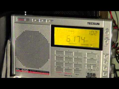 Voice of Vietnam on Tecsun PL-600 on october 4th 2012