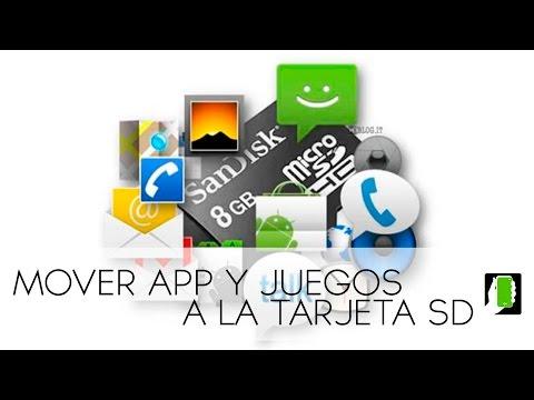 SAMSUNG GALAXY J1 Mini  Pasar O Transferir Aplicaciones A La  Micro SD