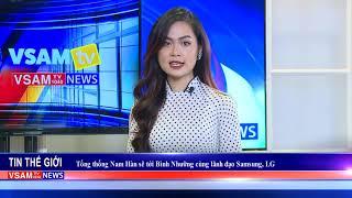 VSAM Daily News 09.17.18 P2 ( Tin Hoa Kỳ, Tin Thế Giới, Tin Việt Nam )