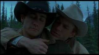 Naked Brokeback Mountain