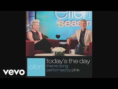 P!Nk - Today