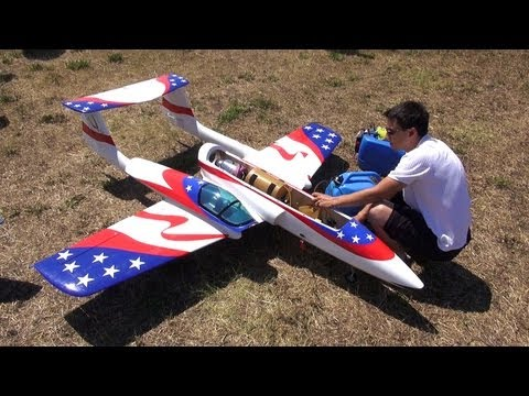 RC ADVENTURES - GREATEST ONBOARD RC JET Ever FiLMED