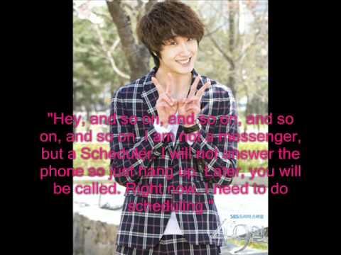 49 Days (kdrama)scheduler (jung Il Woo) Message Alert Tone!! video